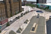 Image for 'St George's Hall Plateau and Lime Street Public Consultation'