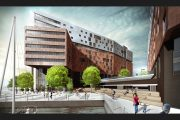 Image for 'Brunswick Quay proposals from Maro Developments'