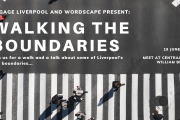 Image for 'Walking the boundaries'