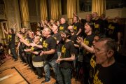 Image for 'Liverpool Homeless Choir releases single for World Homeless Day'