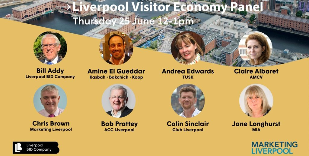 Another Visitor Economy Panel On Covid 19 Impact Engage Liverpool