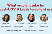 Image for 'The Delightful City – Leeds next!'