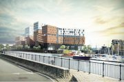 Image for '500 apartments planned for Brunswick Dock'