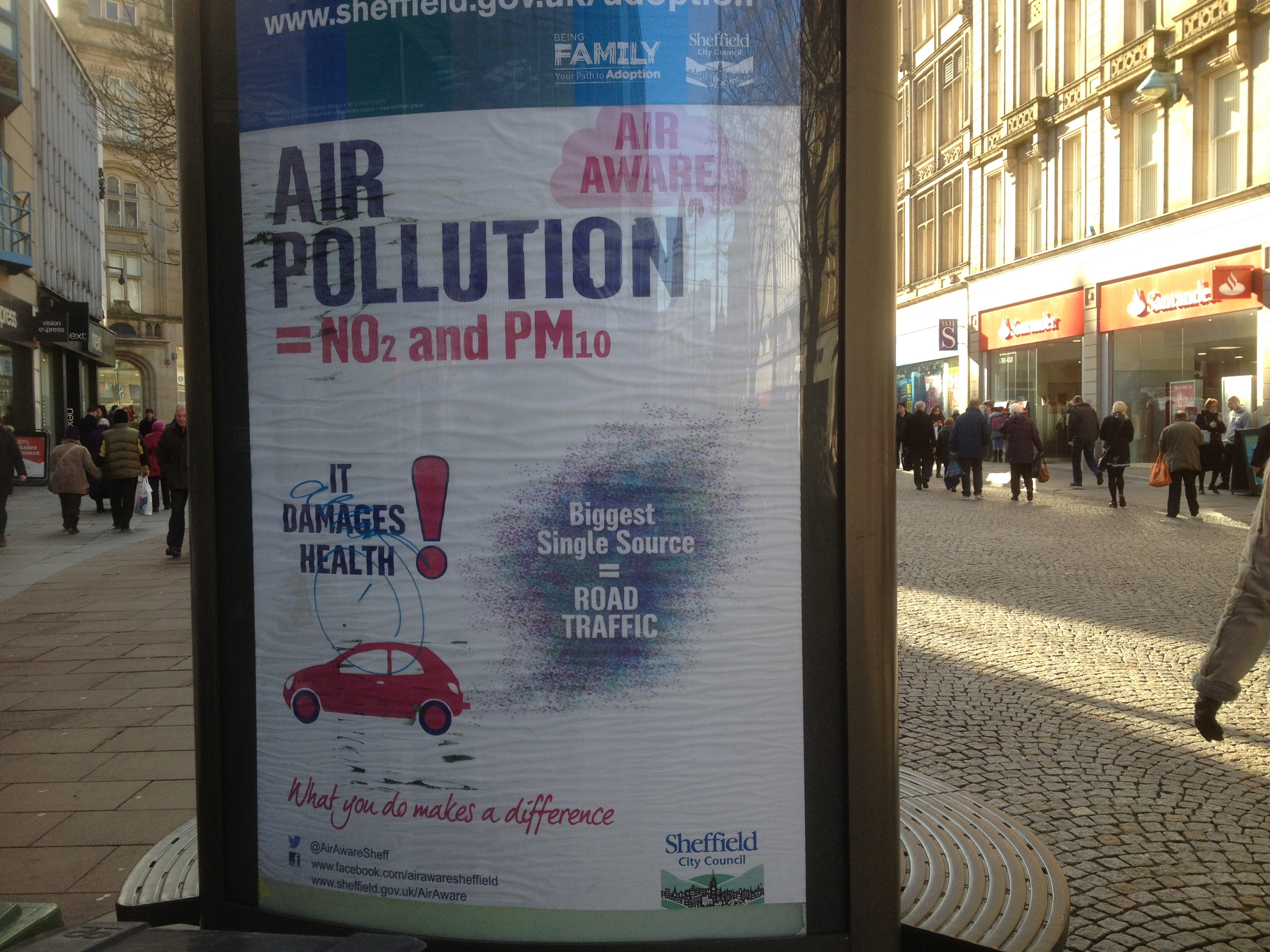 Image for 'Tories lose bid to withhold Air Quality Report.'