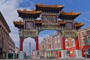 Image for 'China Town hits the National news'