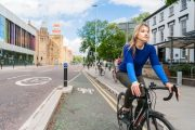 Image for 'Massive Boost to Cycling and Walking in Manchester'